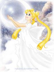 Disney Princess Selene by rebenke