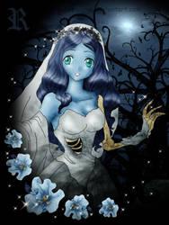 Beauty in the eternal night by rebenke