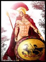 Ares by rebenke