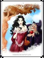 My Snow White by rebenke