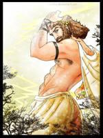 Zeus by rebenke