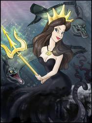 The queen Vanessa by rebenke