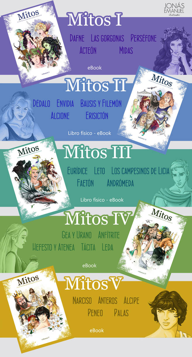 MITOS Ebook by rebenke