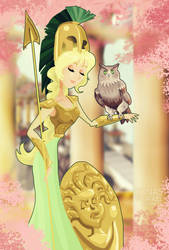 Owl by rebenke