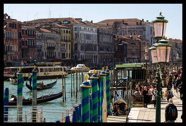 The Grand Canal by WickedNox