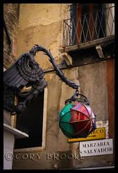 Venetian Guardian by WickedNox