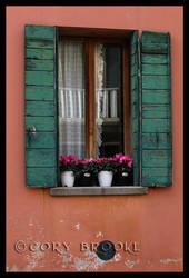 Venetian Window by WickedNox