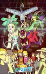Digimon Gaia by ashflura