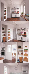 Canadian Kitchen by artec1