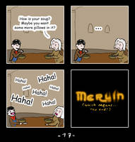 A typical Merlin episode - 17 by Xyrten