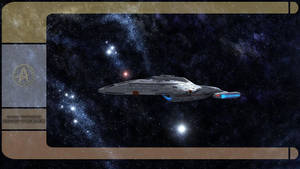 Star Trek: Voyager - Wallpaper by PlaysWithWolves