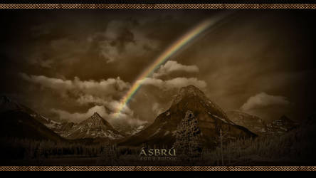 Asbru (Bifrost) - Wallpaper by PlaysWithWolves