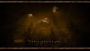 Helheimr Wallpaper by PlaysWithWolves