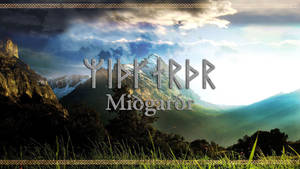 Midgard - Color - Wallpaper by PlaysWithWolves