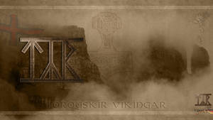 TYR - Faroese Vikings - Wallpaper by PlaysWithWolves