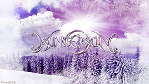 Wintersun - Wallpaper by PlaysWithWolves