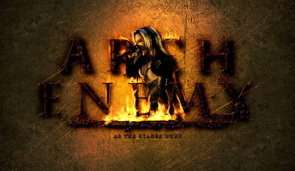 Arch Enemy - As The Stages Burn by PlaysWithWolves