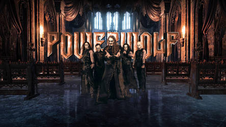Powerwolf - Cathedral by PlaysWithWolves
