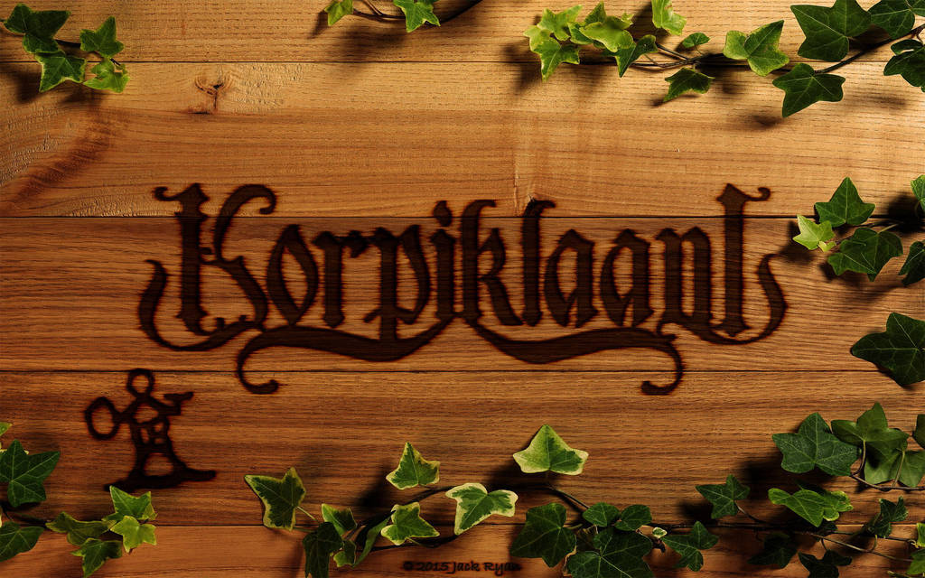 Korpiklaani - Poker Work - Wallpaper by PlaysWithWolves