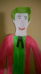 Cesar Romero as The Joker by movieman410