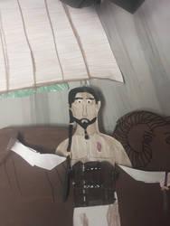 Jason Momoa as Khal Drogo by movieman410