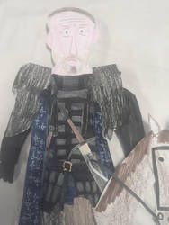 James Cosmo as Lord Commander Jeor Mormont by movieman410