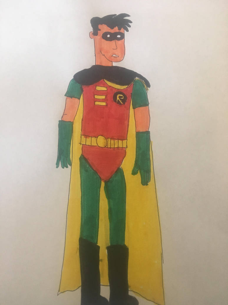 Robin by movieman410
