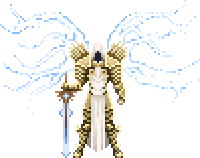 Tyrael by TropicalWeed