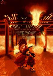 Kazuki Kazama by Alan-Flamer