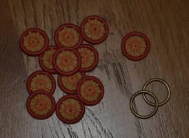 Dorset Buttons by paul-rosenkavalier