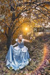 Idril as Cinderella by massimomalvestio