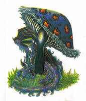 Mushroom by Eviecats