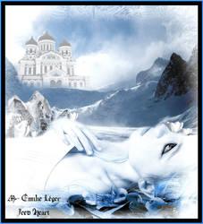 Iced Heart by emilieleger