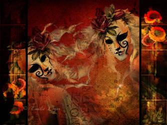 Beauty Hides by emilieleger