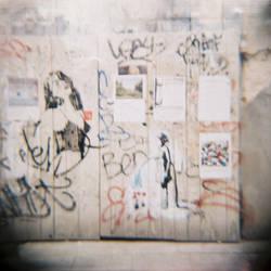 Street Art in Arles by Crazyrockgirl
