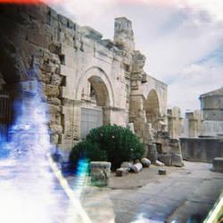 Arles antique by Crazyrockgirl