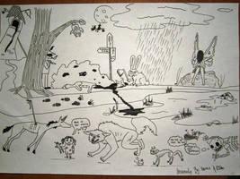 Twisted Storycombo by ramond997