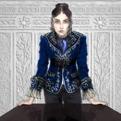 Cassandra by lynnet