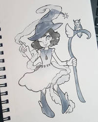 Weather Witch by xEnderQueenx