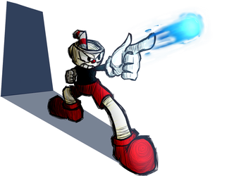 Cuphead by xEnderQueenx