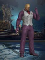 Tekken 7 - Geese Howard Suit Alt by BurningEnchanter