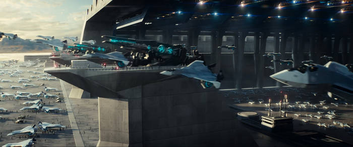 H-8 Global Defender Aerospace Fighters 2 by SolGravionMegazord