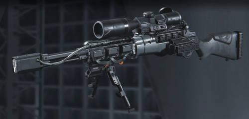 EBR-800 Energy Sniper Assault Rifles by SolGravionMegazord