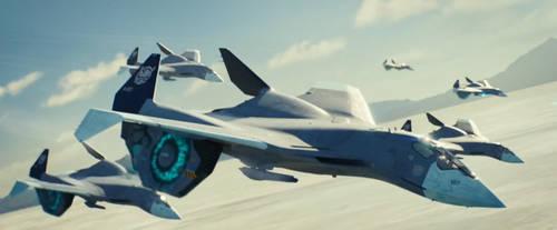 H-8 Global Defender Aerospace Fighters 6 by SolGravionMegazord