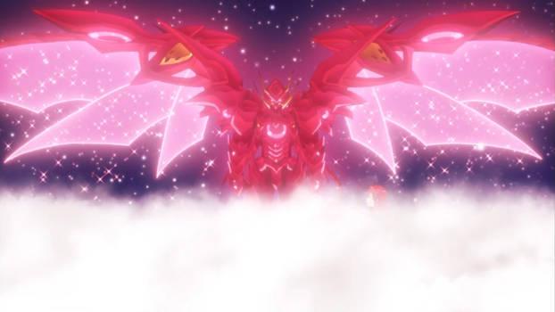 Issei's Cardinal Crimson Promotion mode by SolGravionMegazord