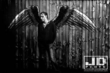 Street Angel I by bitstormer