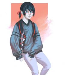 boy by KuroRime