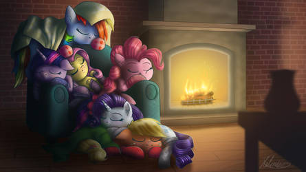Winter's Warmth by Helmie-D