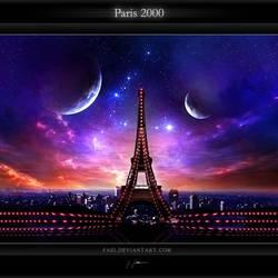 Paris 2000 by Faei
