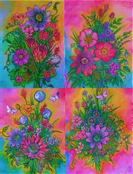 bouquets by flowwwer